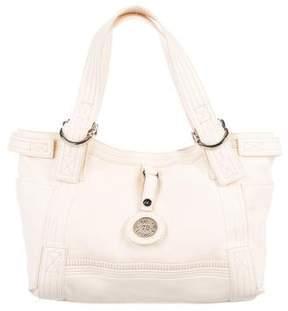 Christian Lacroix Smooth Leather Shoulder Bag
