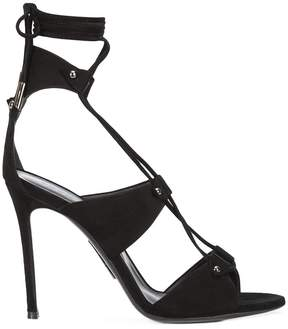 Thomas Wylde lace up sandals