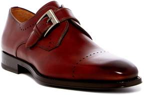Magnanni Carey Monk Strap Shoe