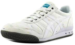Onitsuka Tiger by Asics Ultimate 81 Women Round Toe Synthetic White Sneakers.