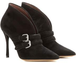 Tabitha Simmons Melissa suede ankle boots