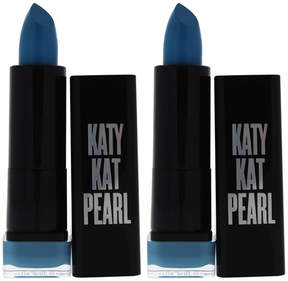 Cover Girl Blue-tiful Kitty Katy Kat Pearl Lipstick - Set of Two
