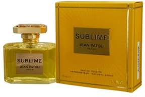 Jean Patou Sublime By For Women.