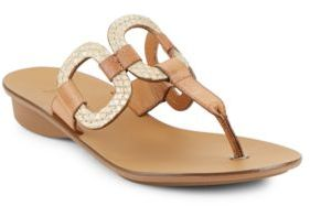 Paul Green Lanai Leather Sandals