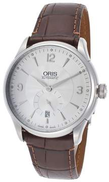 Oris Artelier 623-7582-4071LS Small Seconds Automatic Stainless Steel Watch