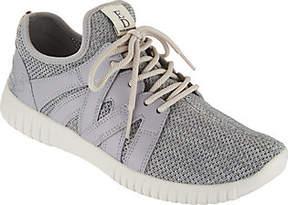 ED Ellen Degeneres Knit & Leather Sneakers -Havala