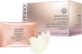 Shiseido Women's Retinol Eye Mask - 12 pcs