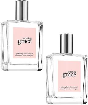 philosophy Amazing Grace 2-Oz. Eau de Toilette - Set of Two