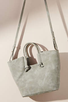 Anthropologie Kaitlyn Knotted Mini Tote Bag