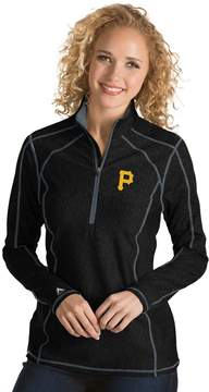 Antigua Women's Pittsburgh Pirates Tempo Pullover