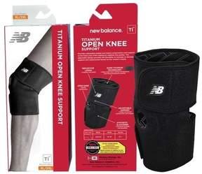 New Balance Unisex Ti22 Adjustable Open Knee Support