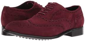 Kenneth Cole New York Design 10521 Men's Lace Up Wing Tip Shoes