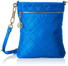 Tommy Hilfiger Isabella Quilted Nylon Crossbody