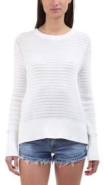 Rag & Bone Elsie Split-Back Crew Sweater (Women's)