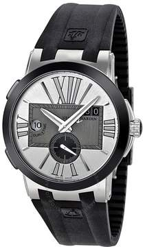 Ulysse Nardin Executive Dual Time Automatic Silver Dial Men's Watch