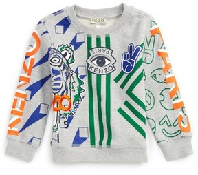 Kenzo Boy's Tiger Sweatshirt