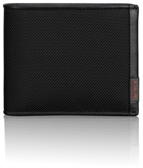 Tumi Men's 'Alpha Global - Id Lock(TM)' Wallet With Removable Passcase - Black