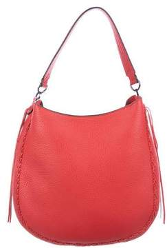Rebecca Minkoff Unlined Convertible Hobo w/ Tags - ORANGE - STYLE