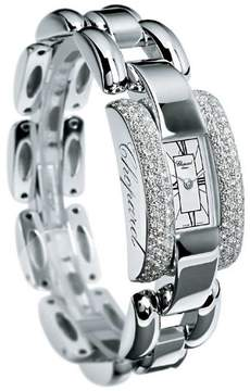 Chopard La Strada Diamond 18kt White Gold Ladies Watch 41/6547