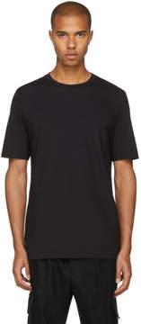 Helmut Lang Black Standard Fit T-Shirt
