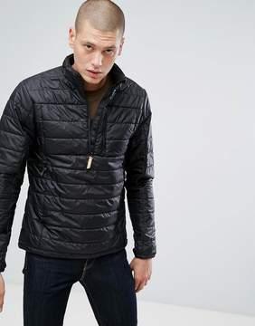 Fjallraven Padded Overhead Jacket in Black