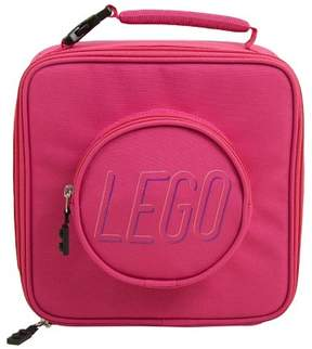 Lego Brick Eco Lunch Bag -Pink