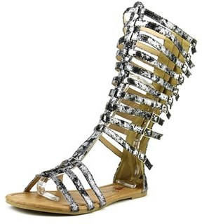 Penny Loves Kenny Tristen Women Open Toe Synthetic Gladiator Sandal.