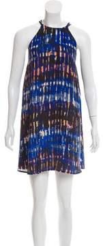 BB Dakota Printed Mini Dress