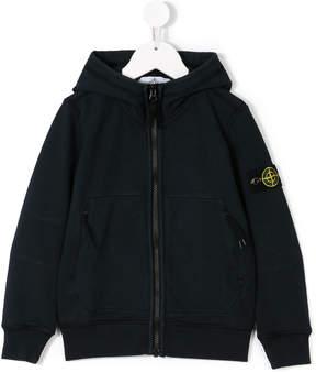 Stone Island Junior zip hoodie