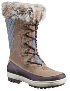 Helly Hansen Garibaldi Faux Fur Winter Boots