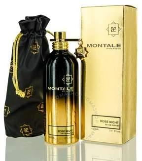 Montale Rose Night EDP Spray 3.3 oz (100 ml) (u)