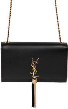 Medium Kate Monogram Bag W/ Chain Tassel