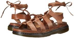 Dr. Martens Kristina Ghillie Sandal Women's Sandals