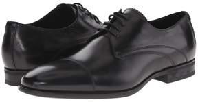Aquatalia Abe Men's Lace Up Cap Toe Shoes