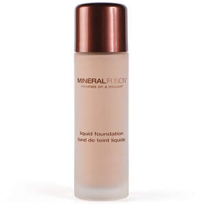 Mineral Fusion Cool 2 Liquid Foundation by 1oz Makeup)