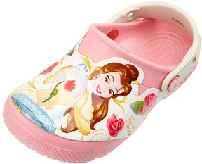 Crocs Girls' FunLab Princess Belle (Toddler, Little Kid) 8168804