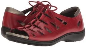 Aravon Bromly Ghillie Women's Sandals