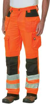 Caterpillar Men's High-Visibility Work Pants