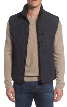 Andrew Marc Men's Newel Quilted Vest