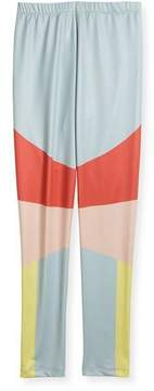 Molo Nikia Sporty Colorblock Leggings, Multi, Size 2-14