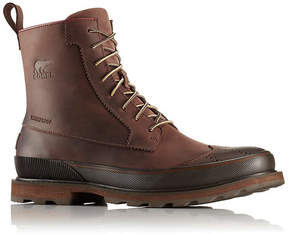 Sorel Men's MadsonTMÂ Wingtip Waterproof Boot