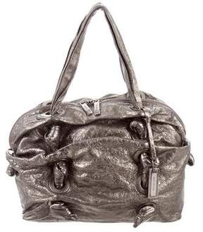 Michael Kors Metallic Leather Bag - METALLIC - STYLE