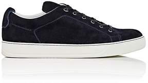Lanvin Men's Suede Sneakers
