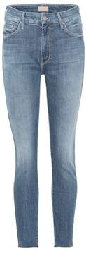Mother Looker Ankle high-rise jeans