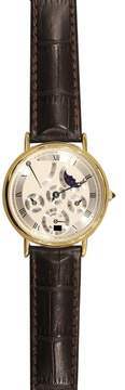 Breguet Classique 3310BA/13/296 18K Yellow Gold & Leather 36mm Watch