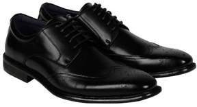 Steve Madden Mens P-Dakota Wingtip Medallion Oxford Shoe