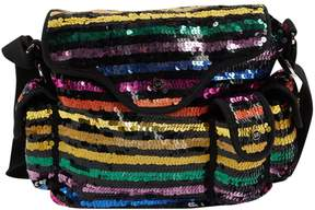 Sonia Rykiel Black Cloth Handbag