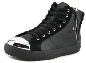 Aldo Sesame Women Leather Black Fashion Sneakers.