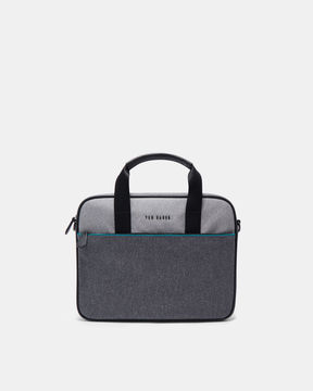 Ted Baker Core Nylon Document Bag