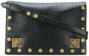 Sonia Rykiel fold over shoulder bag